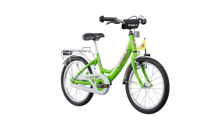 "Puky ZL 18 Alu - Bicicletas para niños - 18"" verde"